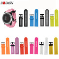 ZLIMSN 26mm Fashion Watchbands For Garmin for Fenix3 Silicone Strap Heart Rate Watch Intelligent Accessory Sports Watch Band TUP