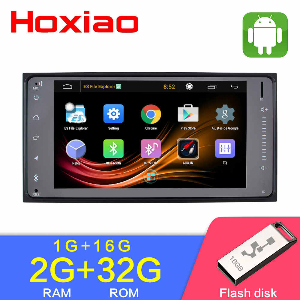 2 din car Android For Toyota Camry/Vios/Corolla/wish/Altis/4500 20CM