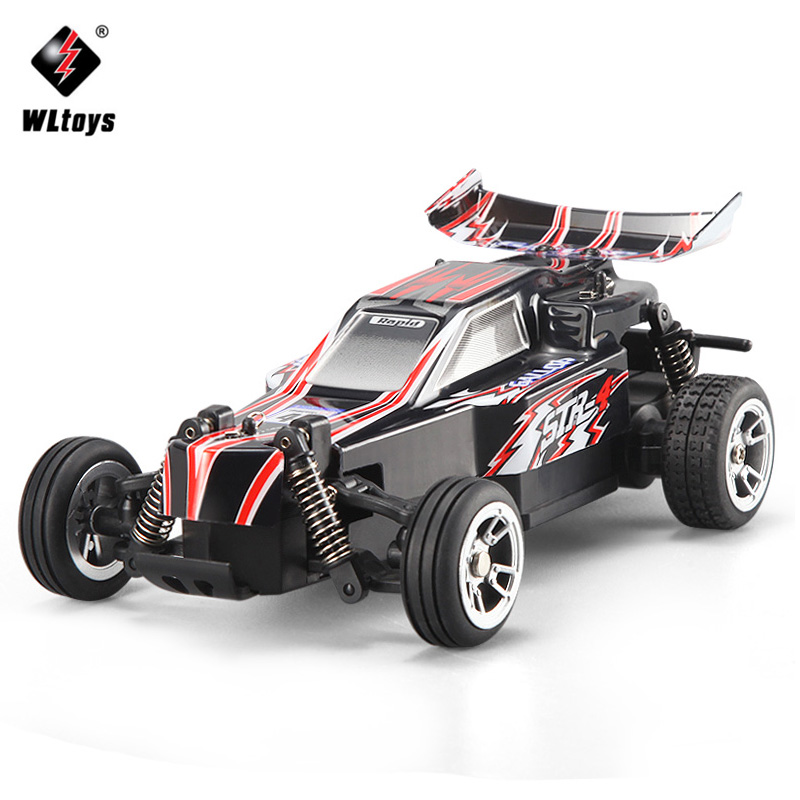 WLtoys L333 1:24 RC Car Electric 2WD Off-Road Vehicles High Speed Remote Control Radio Cars Rock Rover Toys for Kid