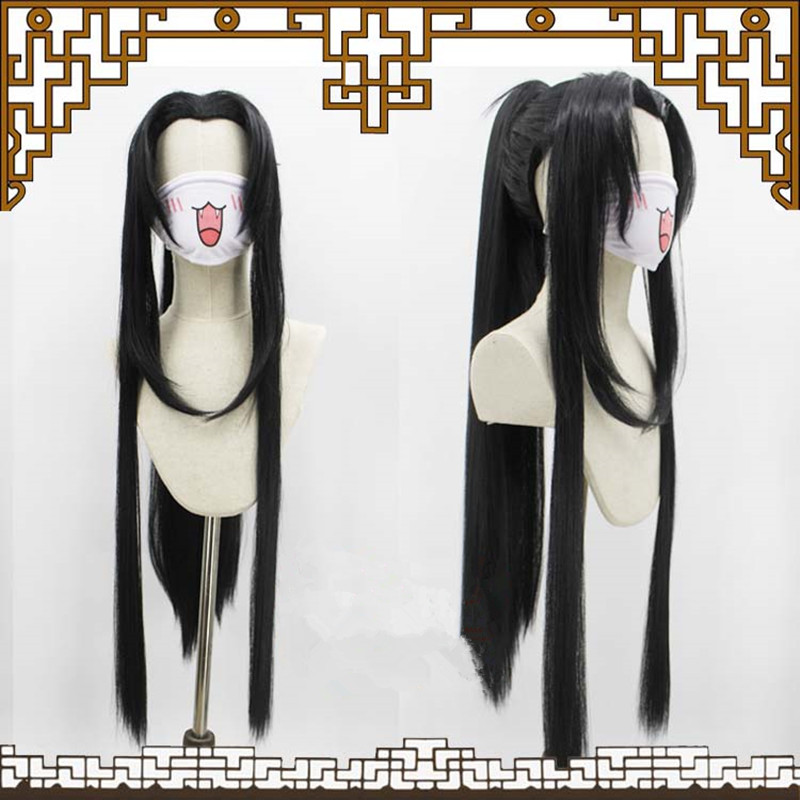Novelty & Special Use Kids Costumes & Accessories 3 Styles White Magic Master Cosplay Hair Vintage Style Warrior Cosplay Products Chinese Ancient Hair Halloween Cosplay