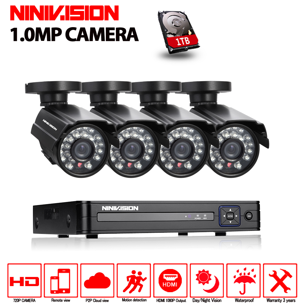 1080N 1080P HDMI DVR AHD 720P HD Outdoor Home Security Camera System 8CH CCTV Video Surveillance DVR Kit AHD Camera Night Vision zosi 1080n hdmi dvr 1280tvl 720p hd outdoor home security camera system 8ch cctv video surveillance dvr kit 1tb camera set