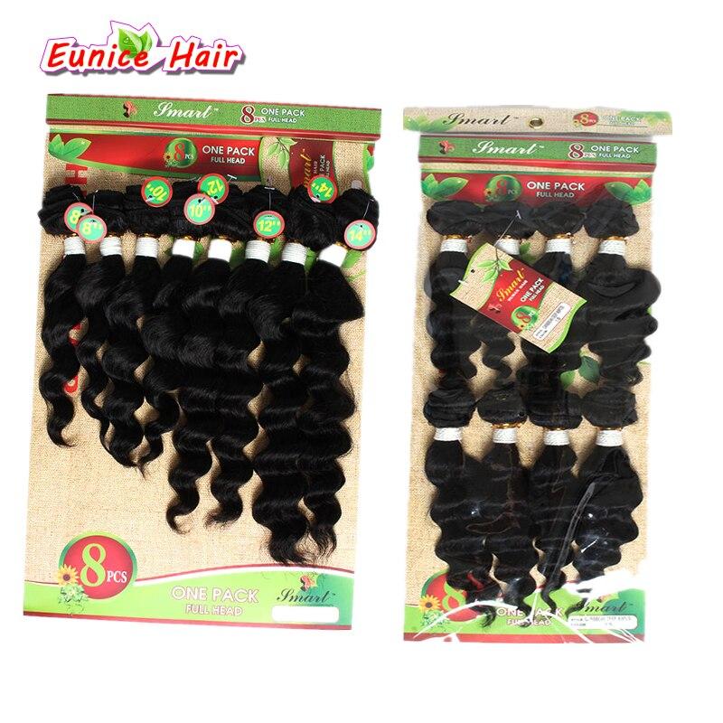 Ombre 6A Deep Wave Bundles Malaysian Deep Curly Hair 8 Bundles Blonde Kinky Curly Hair Virgin Human Weave Malaysia Loose Wave