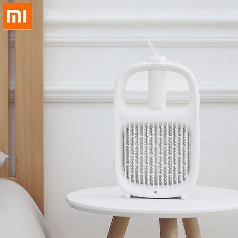 Xiaomi Yeelight tueur de moustiques UV lumière précision piégeage polyvalent un intelligent sensoriel Portable chargeur USB lampe de moustique intelligent