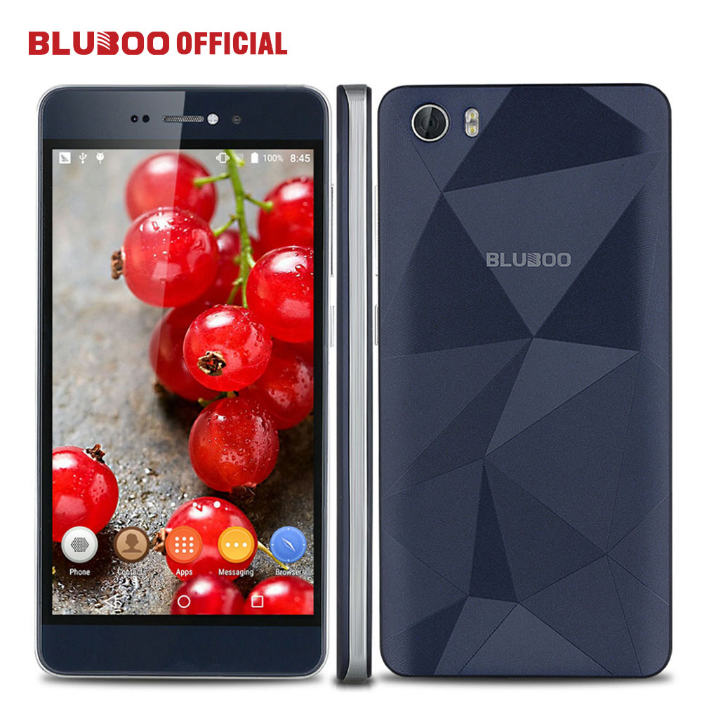New BLUBOO Picasso 4G Android 6 0 Smartphone 5 0 HD MTK6735 Quad Core 2GB RAM