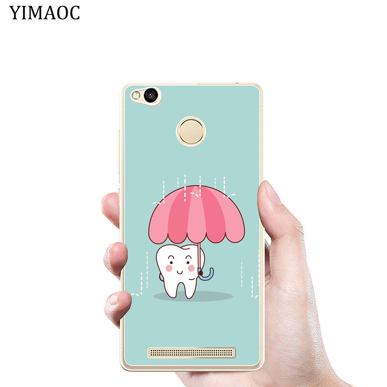 Cellphones & Telecommunications Silicone Cover Phone Case For Xiaomi Redmi S2y2 6 5 2 3 3s Pro Plus Redmi Note 4 4x 4a5a6a Nurse Doctor Dentist Tooth Injections