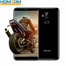 HOMTOM S8 4G Smartphone 5.7 inch Narrow Screen Smart Gesture Finger Scanner 4GB RAM 64GB ROM 16.0MP + 5.0MP Camera Moblie Phone