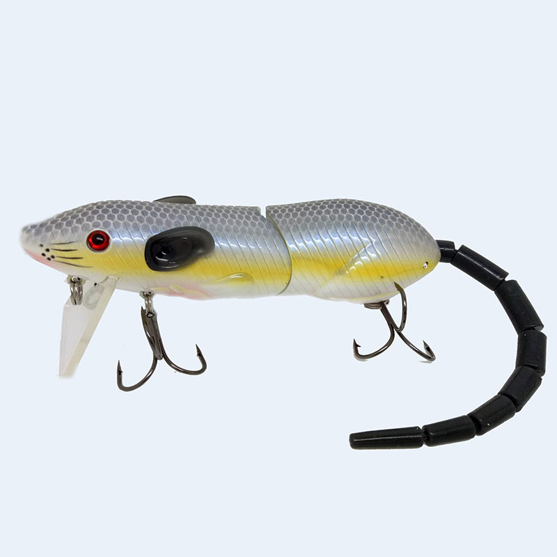 Popular rats swimming buy cheap rats swimming lots from for Mouse fishing lure