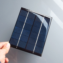 2pcs x 6V 2W 2 Watts Mini monocrystalline polycrystalline solar Panel charge battery regulator diy