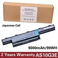 9000mAh Japanese Cell Original Quality Laptop Battery For ACER 4741G 5741G 4738G 5560G 5750G 7551G 7560G