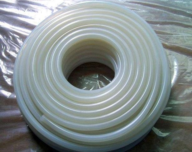 uxcell Silicone Tube 5mm ID X 7mm OD 9.8 Flexible Silicone Rubber Tubing Water Air Hose Pipe Translucent for Pump Transfer