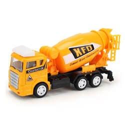 Грузовик искусственные модели автомобили классические Игрушечные лошадки 1: 60 сплав инженерной игрушечный автомобиль грузовик детский