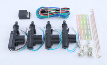 In stock! Universal quality 1 control 3 central door locking system DC12V compatible with all car alarm system