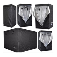 1680D 60x60x160cm 60x60x140cm Grow Tent Reflective Indoor Hydroponics Grow Tent,Grow Room Box Plant Growing