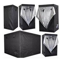 1680D 60x60x160cm 60x60x140cm Grow Tent Reflective Indoor Hydroponics Grow Tent