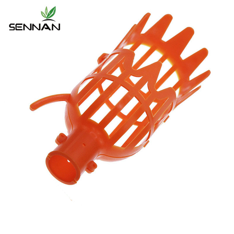 SenNan 1Pc Plastic Fruit Picker Without Pole Fruit Catcher Collector For Gardening Picking Tool