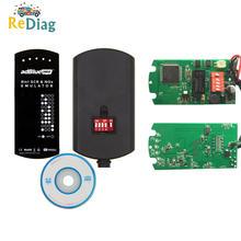 Emulador adblue 9 em 1 caminhão resistente trabalha 9 marcas não há necessidade de nenhum software plug & use euro 4 & 6 reapce ad azul 8 em 1 emulador