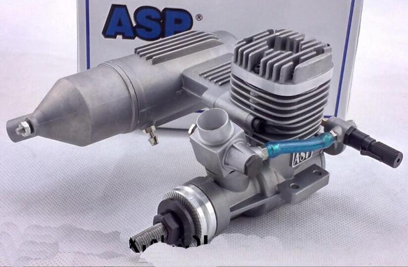 ASP Three leaf 61 Degree Motor Engine S61A AII Two Stroke 10CC 2 000 18 000