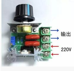 A25 2015 hot selling ac 220v 2000w scr voltage dimmers regulator dimming thermostat speed controller free.jpg 250x250