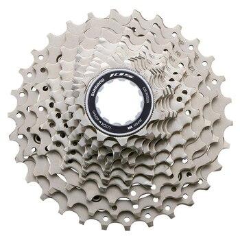 Shimano 105 R7000 11 Скорость дорожный велосипед HG блок звездочек свободного хода 12-25 T 11-28 T 11-30 T 11-32 T Обновление от 5800
