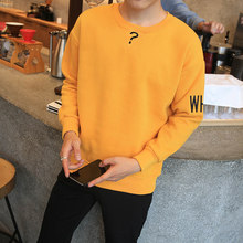 Brand Clothing Men Fashion Streatwear Fleece Pullover Top Quality Men Hoodies Sweatshirts Male Youth Pullover Hot Sale Hoodies(China)