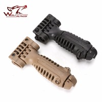 Adjustable Grip Base Universal Foregrip Accessories For Nerf Toy Gun 20 21mm Rail Guide