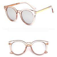 fashion outdoor Fashion Cat Eye Sunglasses Women Sun Glasses Lens Alloy Sunglasses female Eyewear Frame Driver Goggles Outdoor Car Accessories (2)