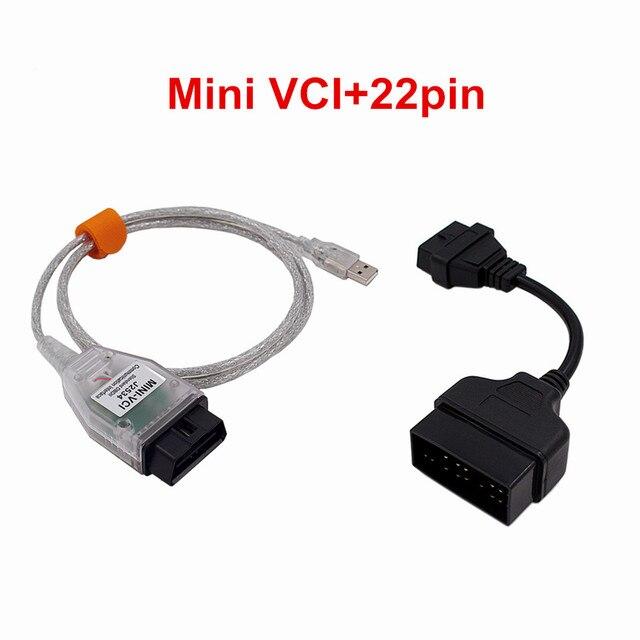 Mini VCI with 22PIN