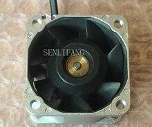 Frete grátis 9ge0412p3j04 moldura de alumínio 0.65a 12 v original 40*40*28 ventilador equipamentos