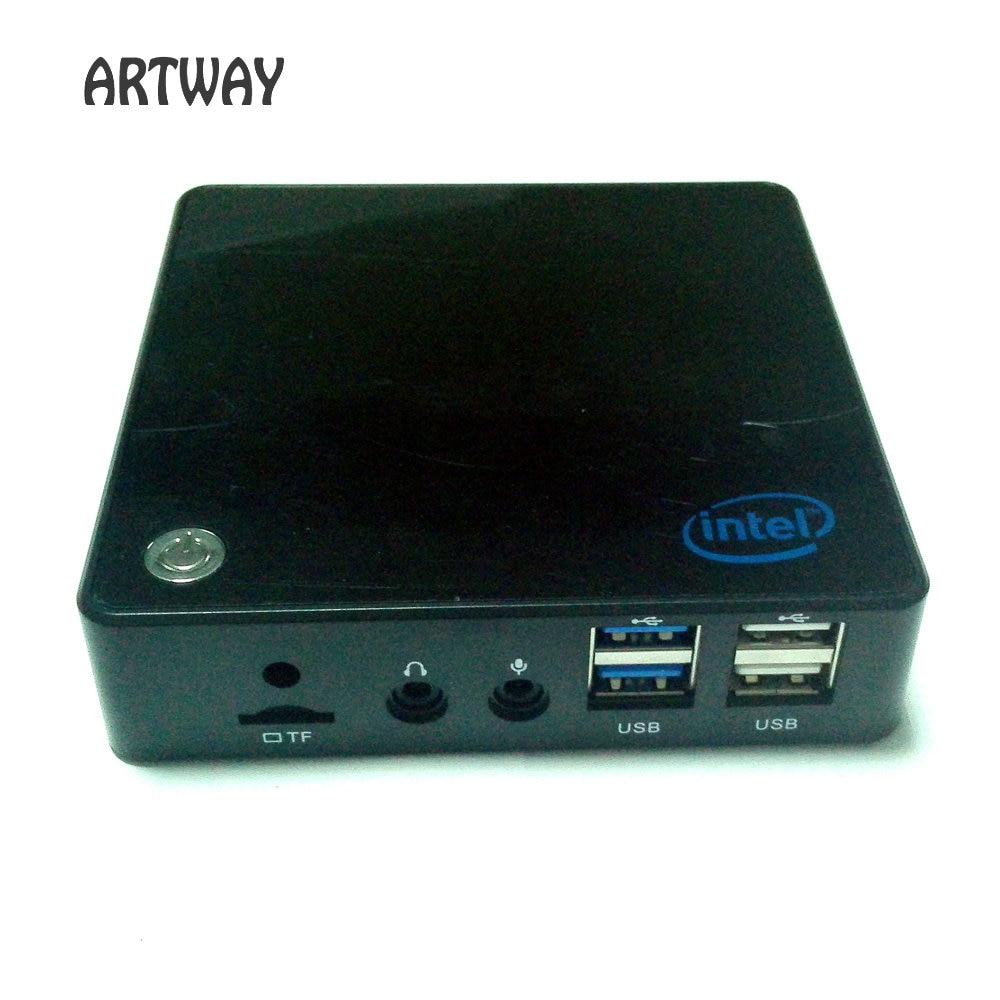 cheapest intel atom z8300 64bit windows10 mini pc tv box. Black Bedroom Furniture Sets. Home Design Ideas