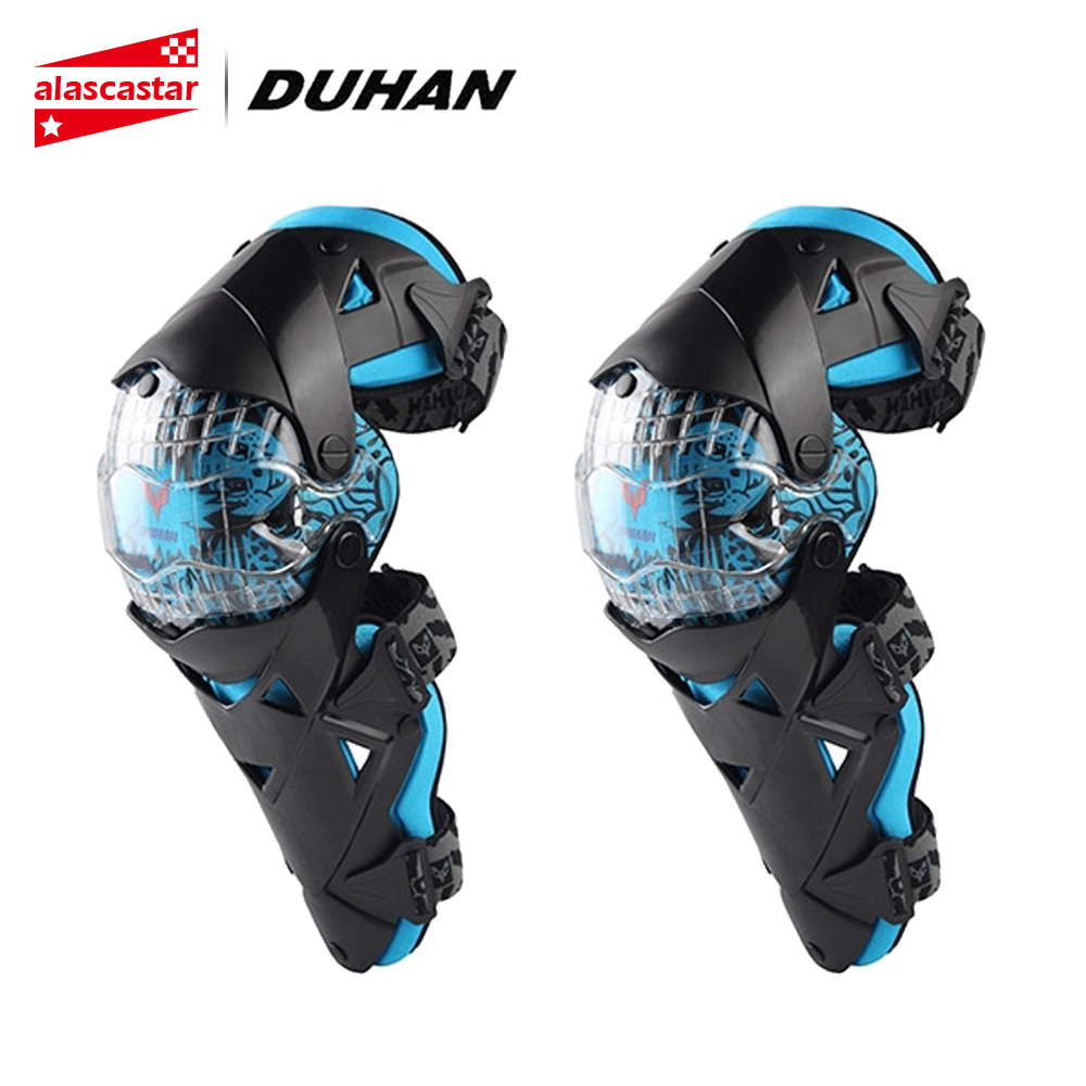 DUHAN Moto genou protecteur Motocross genouillères Moto genou protecteur équipement Motocross CE approbation gardes course