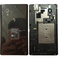 Original Rear Battery Back Housing Door Cover Replacement With Camera Lens Replacement For LG Optimus G E970 AT&T NFC CHIP