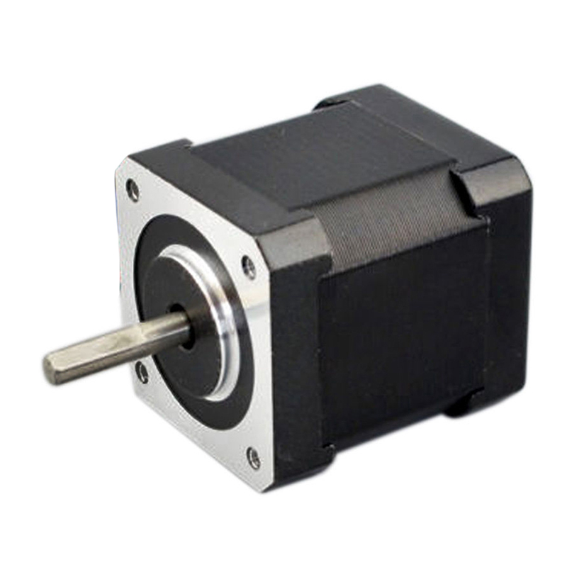 Nema 17 Stepper Motor Bipolar for 2A 59Ncm(83.6oz.in)48mm Body 4-lead 3D Printer/CNC ALI88