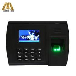Бесплатная доставка XM228 отпечатков пальцев сотрудник время устройство записи посещаемости TCP/IP Поддержка GPRS и Wi-Fi функция LINUX системы