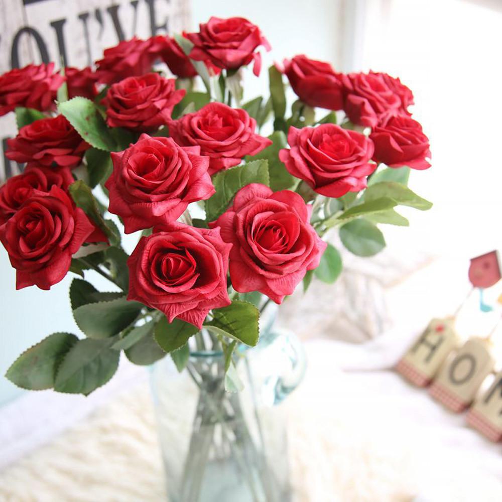 table des arrangements de fleurs-achetez des lots à petit prix