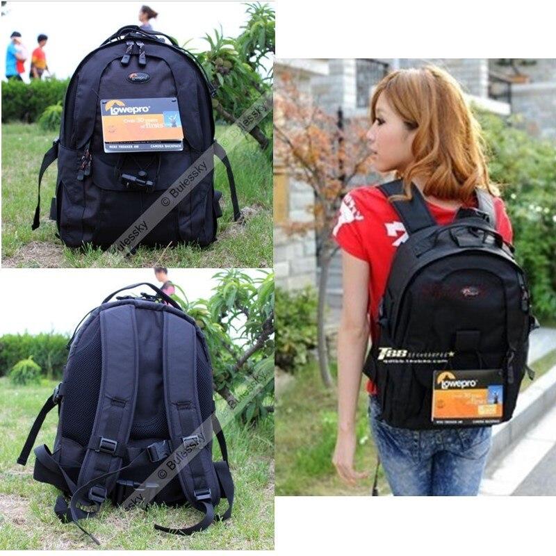 Быстрая доставка Новый Lowepro Mini Trekker AW Фото DSLR камера сумка цифровой SLR путешествия рюкзак с любой погодой крышка оптовая продажа