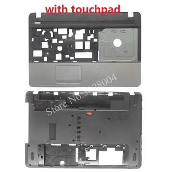 NEW case cover For Acer Aspire E1-571 E1-571G E1-521 E1-531 E1-531G Palmrest COVER with touchpad/Laptop Bottom Base Case Cover nby1111001 for acer aspire e1 531 v3 531g v3 571g laptop motherboard la 7912p ddr3 free shipping 100% test ok