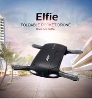 JJRC H37 Altitude Hold With HD Camera Selfie Elfie Foldable FPV Image Transmission Mini RC Quadcopter