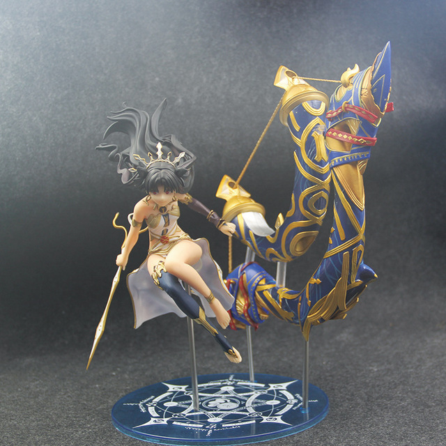 Fate Grand Order Anime Ishtar Archer Action Figure 1/7 Scale Version PVC Hot Collectible Model Toy 29cm Gift XYC