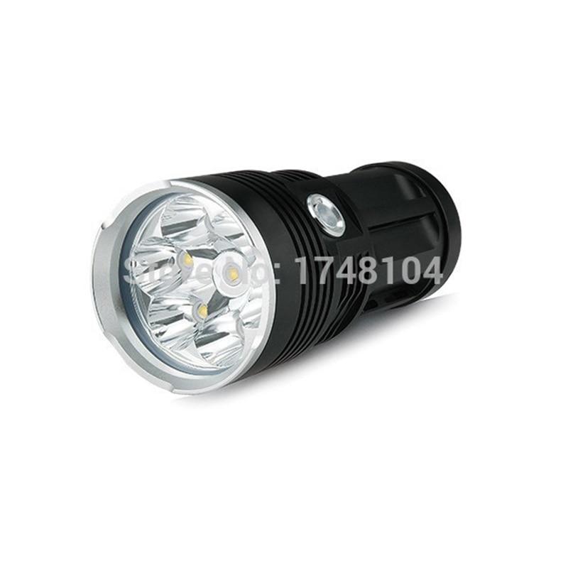 UniqueFire V10-7 Svjetiljka LED 8000 lumena 7x XM-L2 Snažan LED - Prijenosna rasvjeta