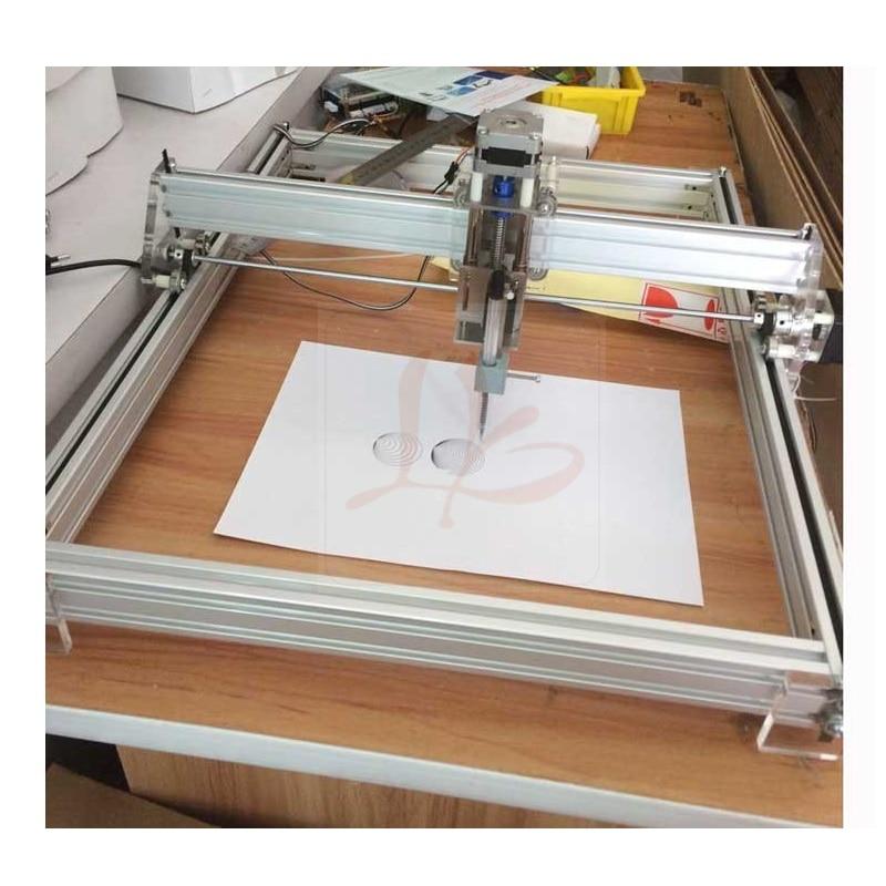 LY DPS-01 Laser Machine de Gravure Convertir À 3 Axes CNC Modèle bricolage Z Axe Plate-Forme de Glissière Suite avec Stylo Pince - 6
