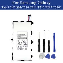 Новый планшет Батарея T4000E для Samsung Galaxy Tab 3 7,0 »SM-T210 T211 T215 T217 T2105 с инструментов ремонта + отслеживания