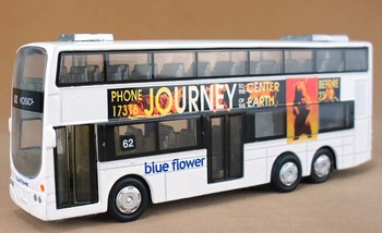 Автобус двухэтажный Sinovan 3