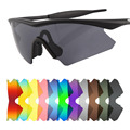 MRY POLARIZED Replacement Lenses for Oakley M Frame Heater Sunglasses-Multiple Options