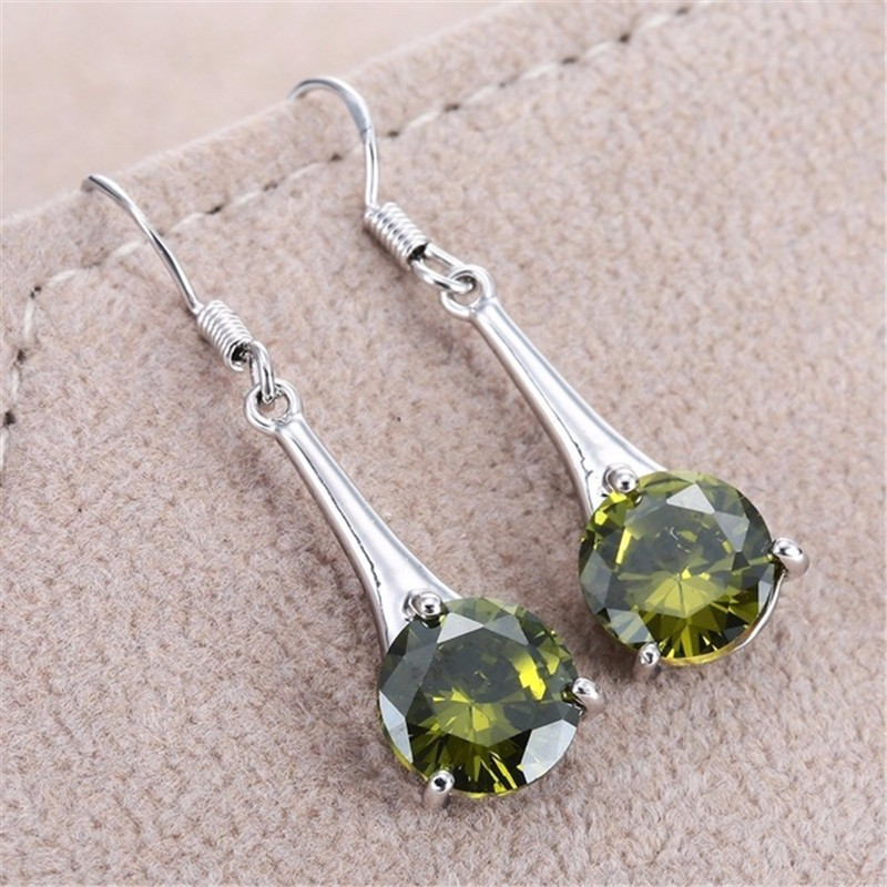 YWOSPX-Mystic-Rainbow-Birthstone-Silver-Color-Wedding-Earring-Jewelry-Olive-Green-AAA-Zircon-Dangle-Earrings-For (1)