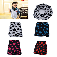 1PCS Clothing accessories round neck Cotton scarf winter kids knit scarf boa baby&kids & adult infinity clothes scarf D004
