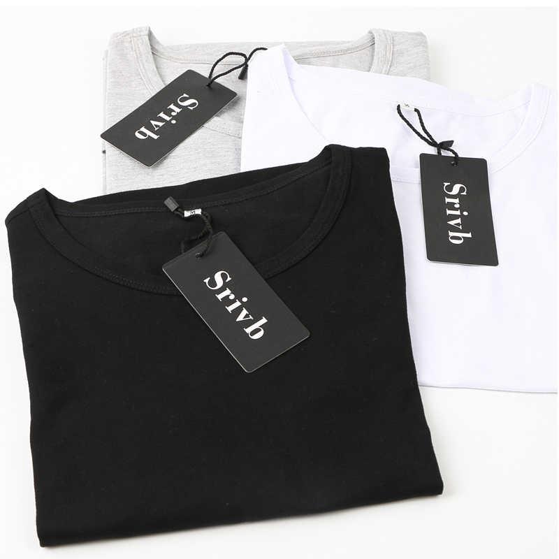 Srivb Femminismo F Parola Sciolto Hip Hop T Delle Donne Della Camicia di Estate Harajuku Divertente Coreano Delle Donne di Modo T-Shirt Tumblr Lettera Tshirt delle donne