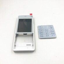 RTBESTOYZ Neue Front Rahmen Batterie Tür Zurück Cover Gehäuse Case Für Nokia 515 RM 952 Mit Volumen Taste + englisch Tastatur