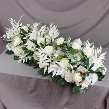 Angela flower Artificial & Dried Flowers White C