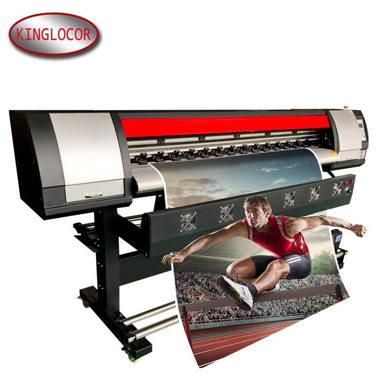 1.6M 63 Inch Sign Vinyl Sticker Outdoor Digital Printer Machine Large Format Industrial Printing Machine