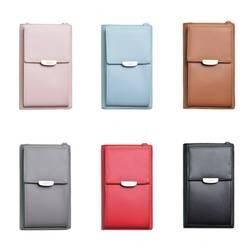 Женская сумка через плечо для телефона Новая Летняя мода кошелек большие держатели карт бумажник, сумочка, кошелёк клатч сумка через плечо